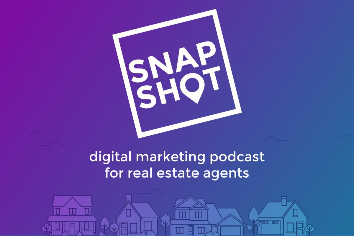 Snapshot podcast Homesnap real estate sales tactics