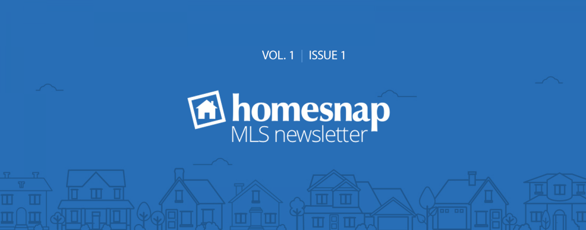 homesnap-newsletter-hero-vol-1-issue-1